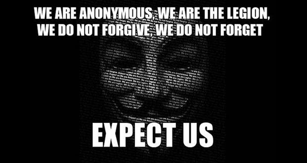 Expect more attacks from Anonymous